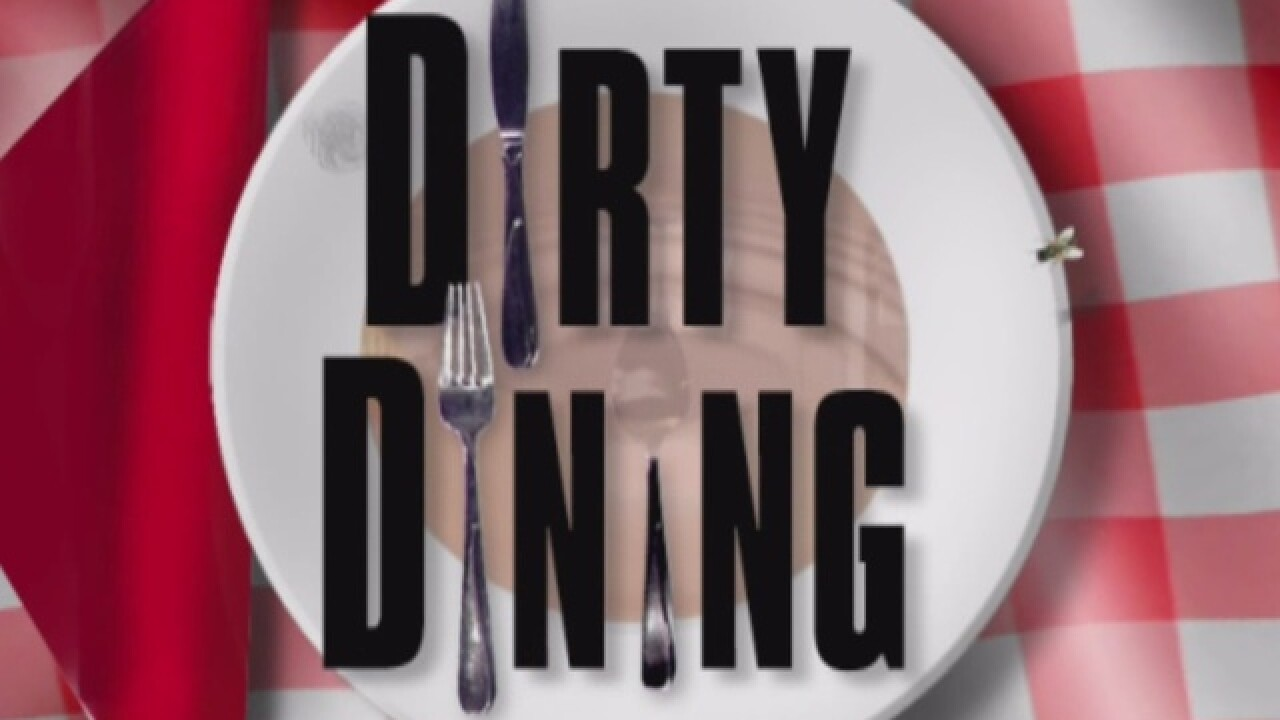 DIRTY DINING: 45 live roaches found inside Lake Worth restaurant, bugs found in Gardens restaurant