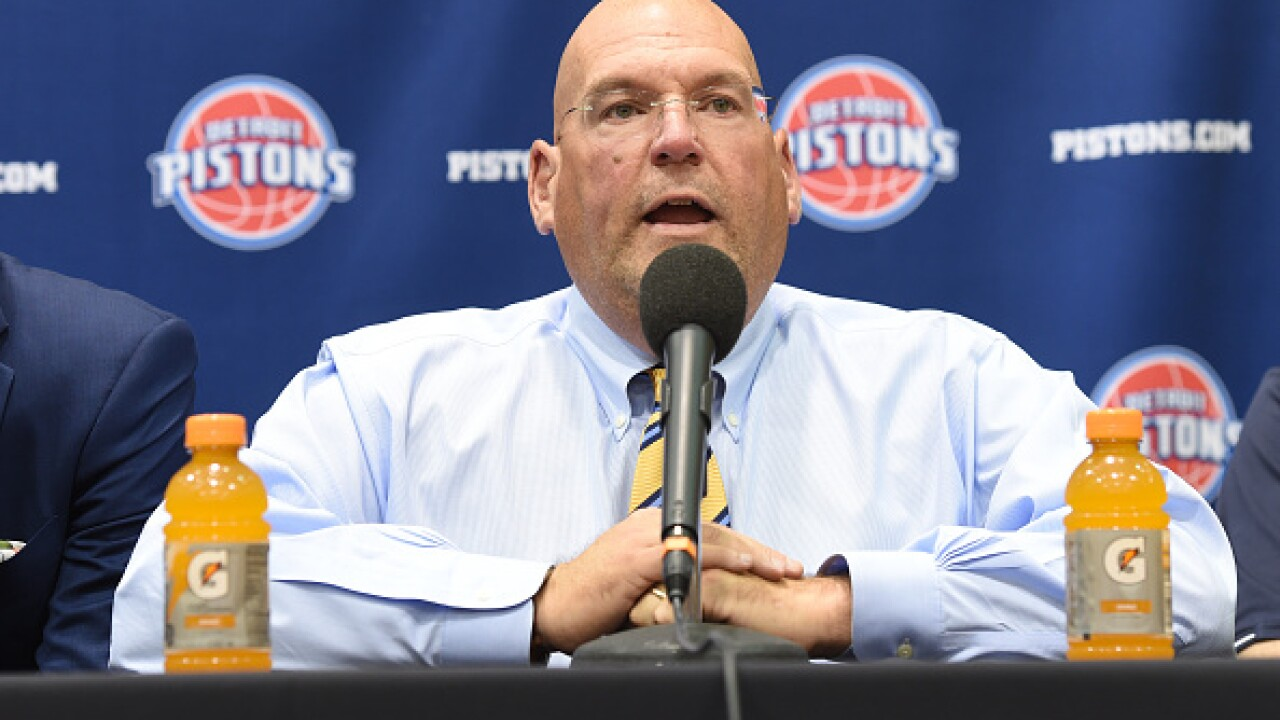 43ce2bbe4 Suns hire former Pistons exec Jeff Bower as senior VP of basketball  operations
