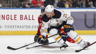 5 Observations: Panthers top Sabres 3-2 in OT