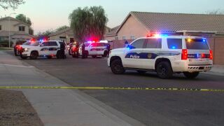 67th Ave and Durango shooting