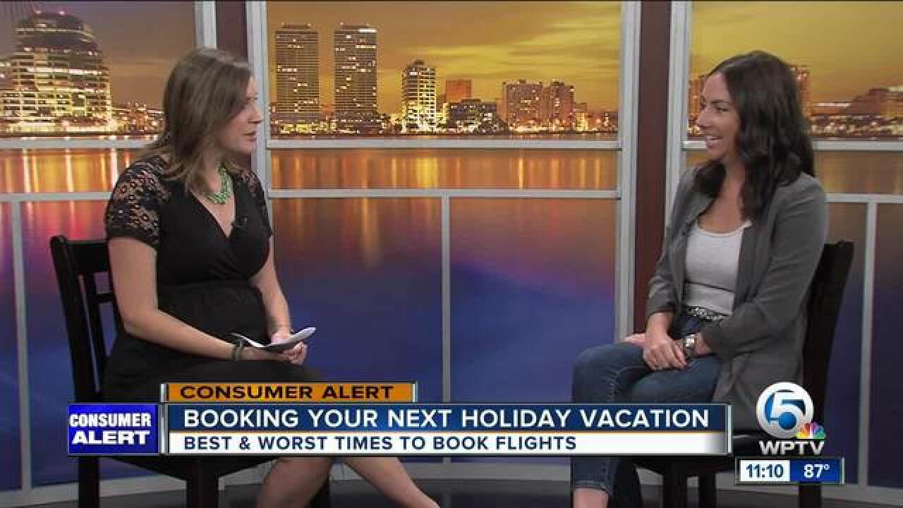 Travel tips when booking your next vacation