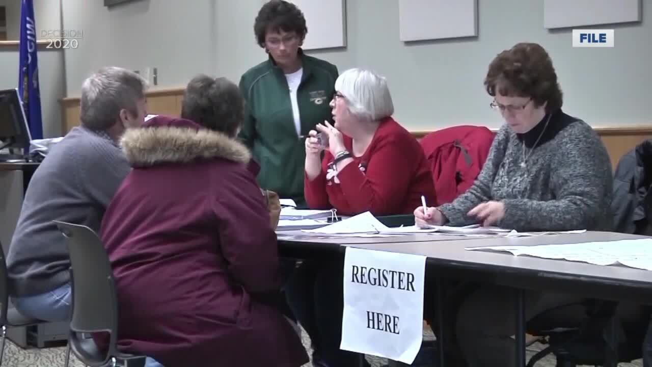 Election leaders weigh in on voter intimidation