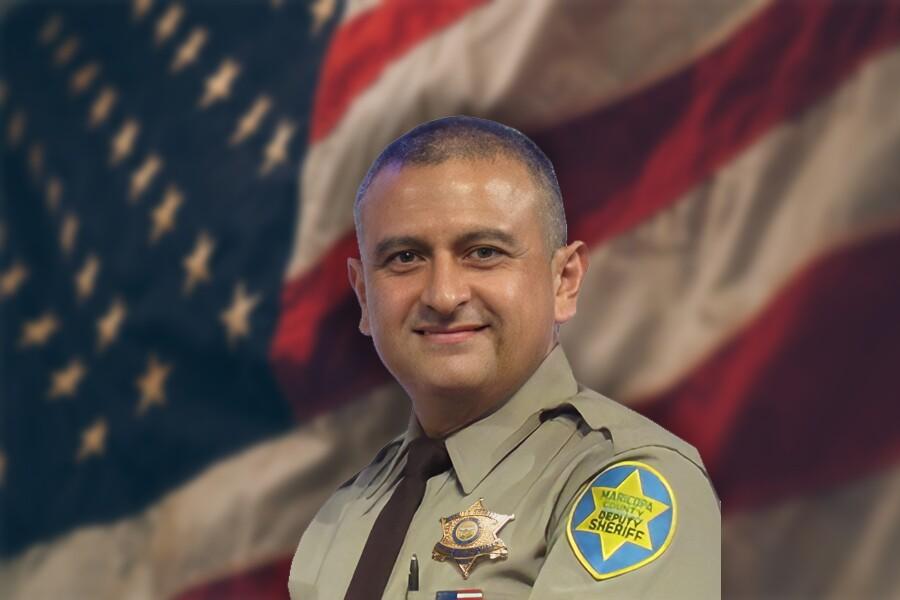 MCSO Deputy Juan Ruiz