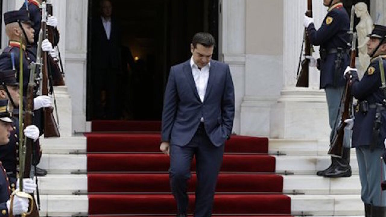 "Greece rules out ""what if"" austerity measures"