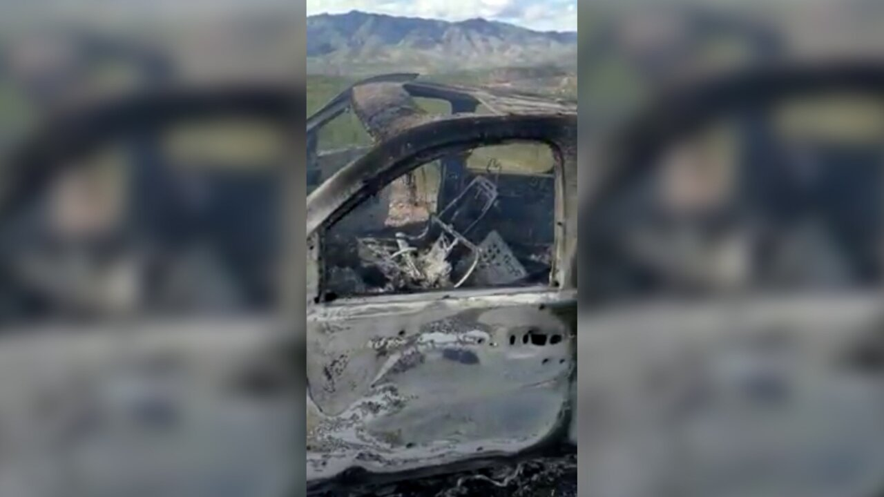 9 women and children shot and 'burned alive' in ambush near the U.S.-Mexicoborder
