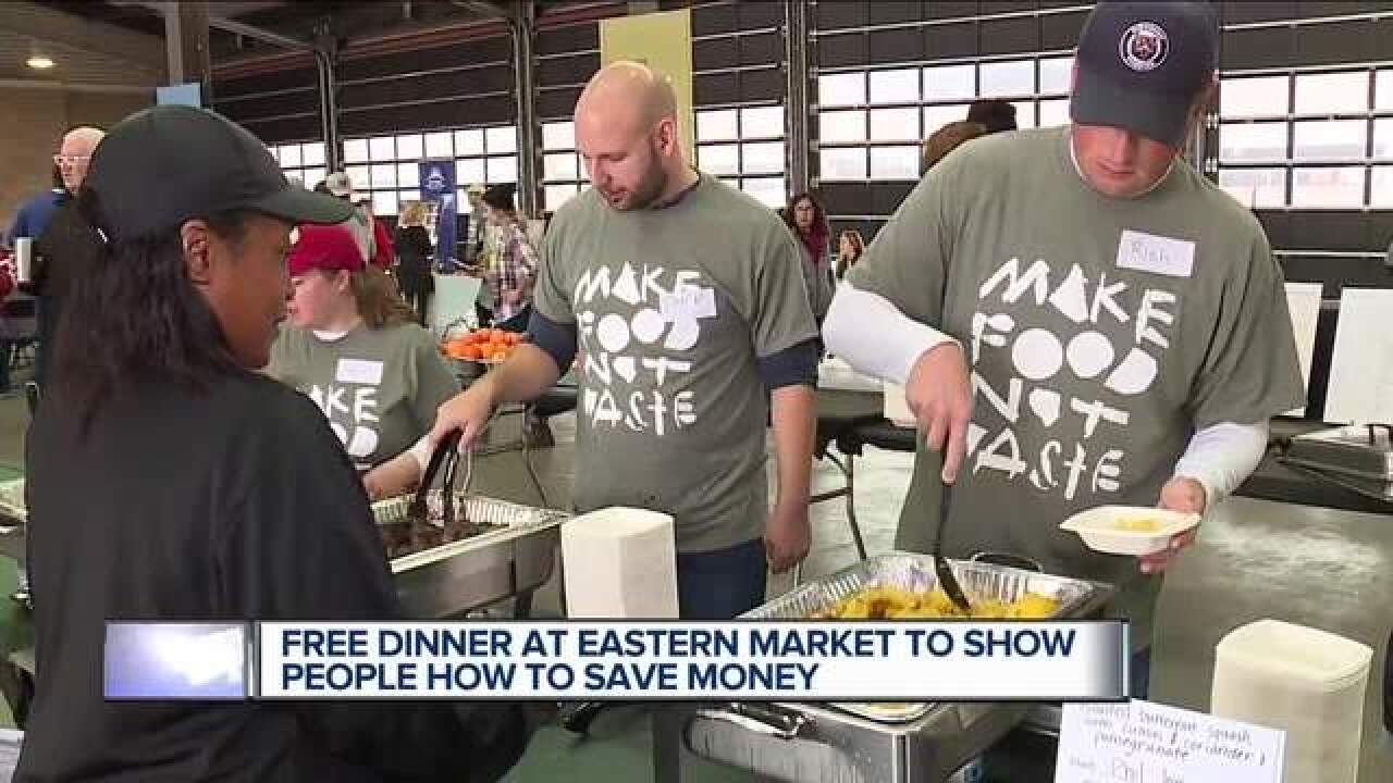 Detroit chefs turn waste into meals