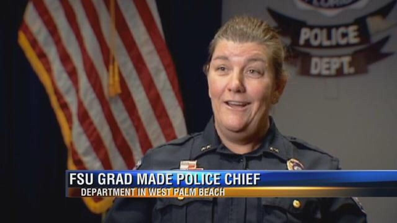 FSU Alumna Named New Police Chief in West Palm Beach