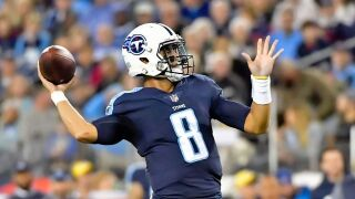 Mariota Shows Guts, Leads Titans Past Nemesis