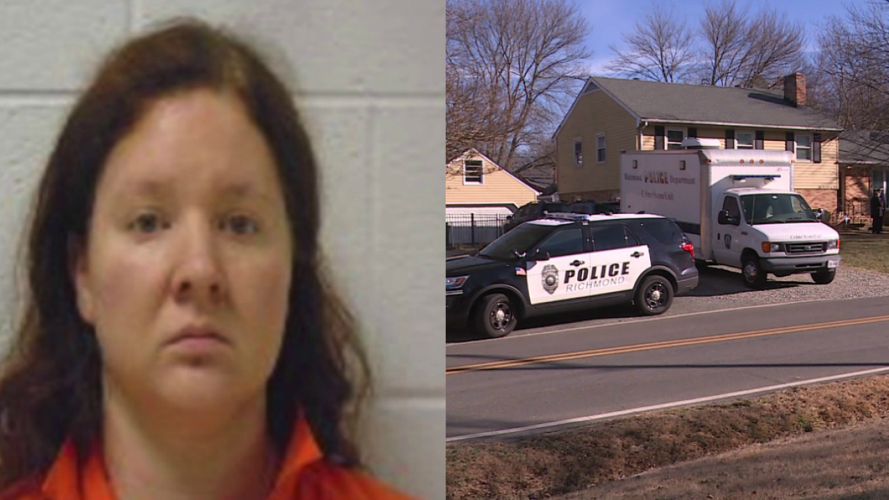 Mother arrested after leaving kids inside home with dead father: Crime Insider sources