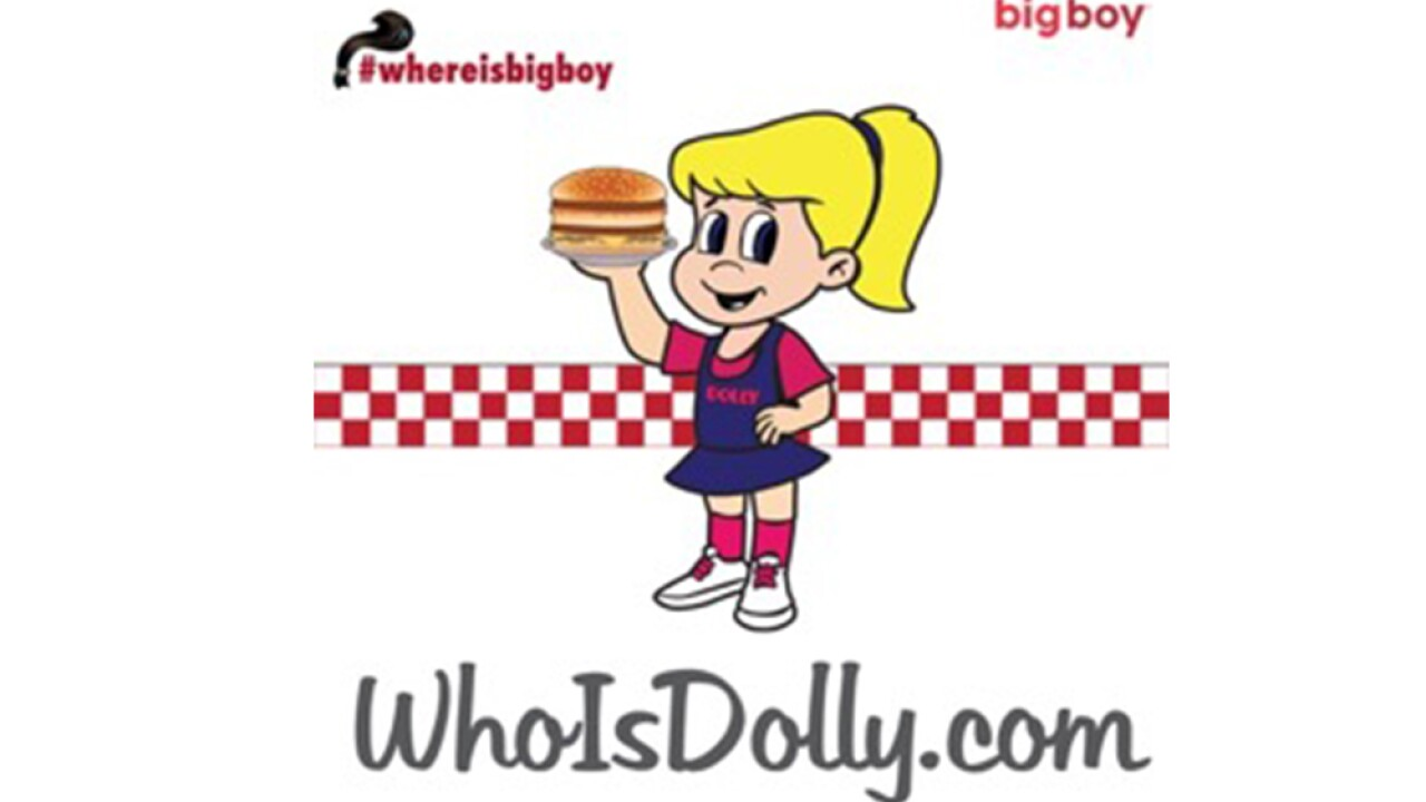 WhoIsDolly.com and what did you do with Big Boy?