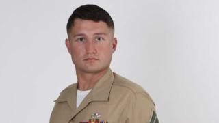 Sergeant Gunnar Naughton