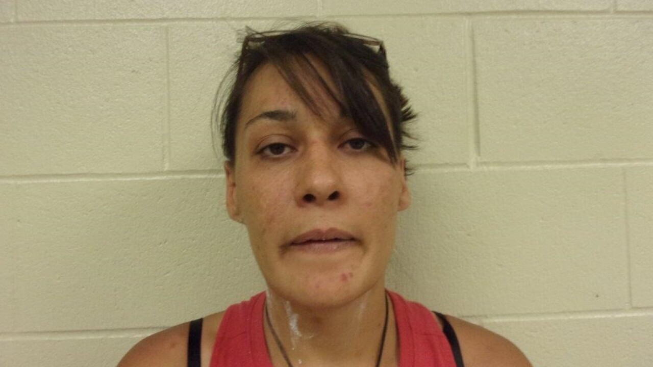 Butte woman accused of truck assault facing multiple charges