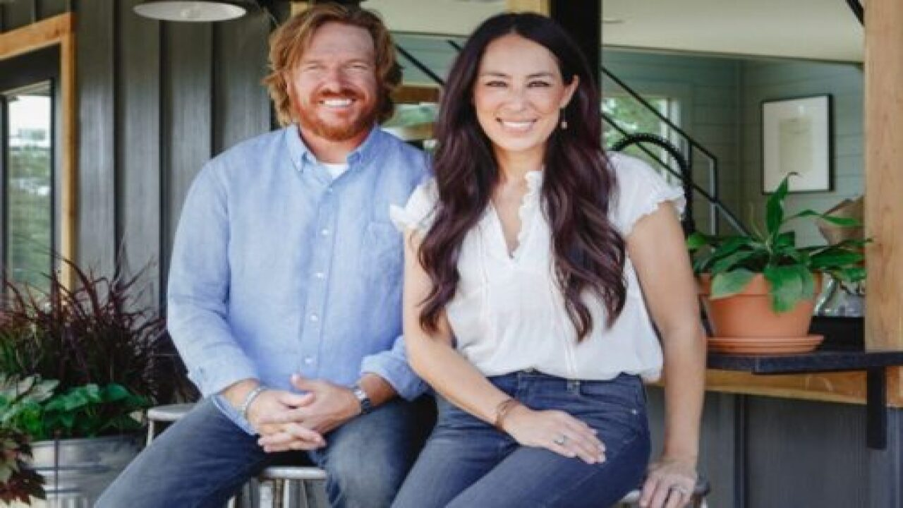Chip And Joanna Gaines Raised $1.5 Million For St. Jude Children's Hospital