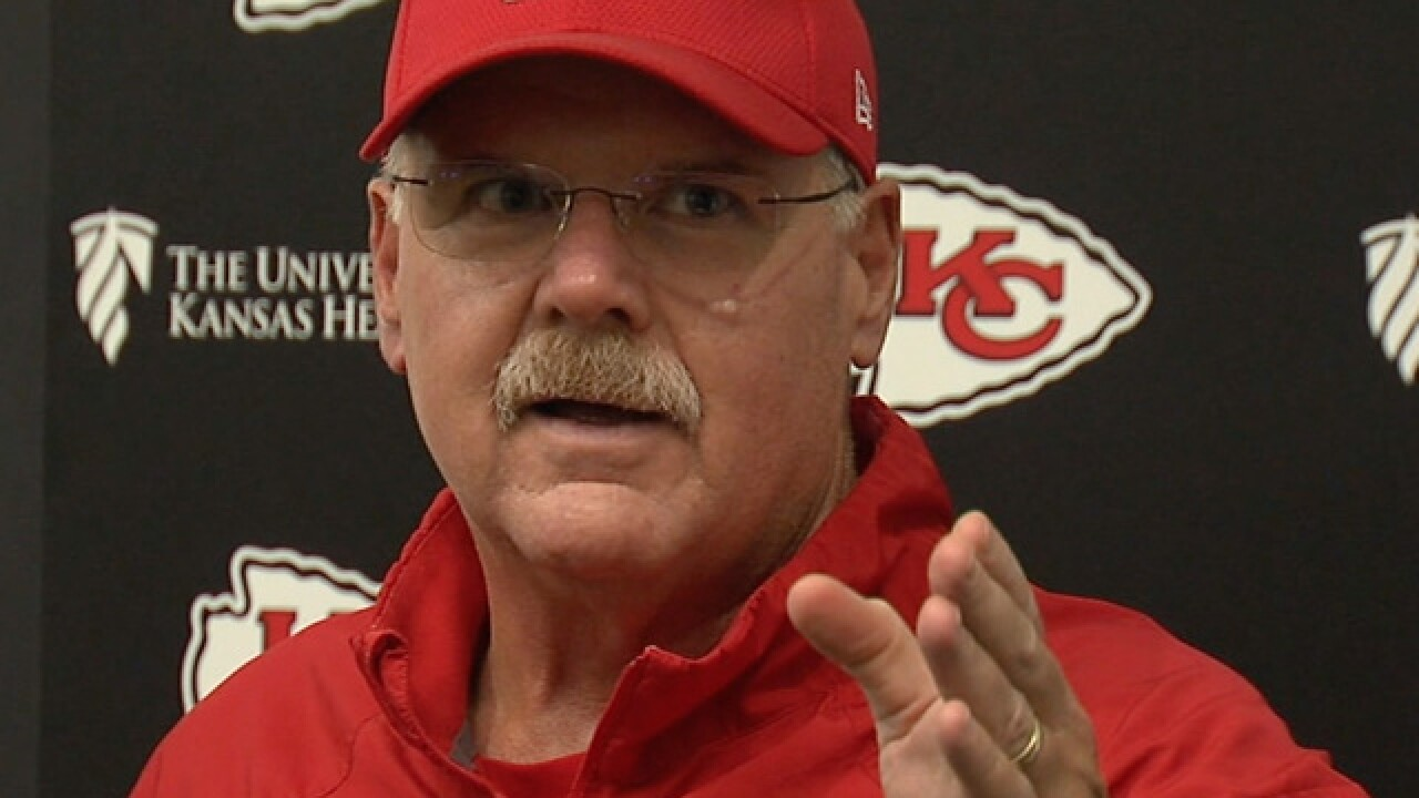Gibbs out, Childress retired, Kafka promoted, and other Chiefs coaching moves
