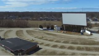 Getty Drive-in screen and lot.JPG