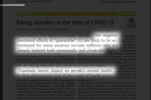 COURTESY: JOURNAL OF EATING DISORDERS