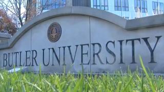 Butler University Sign.PNG