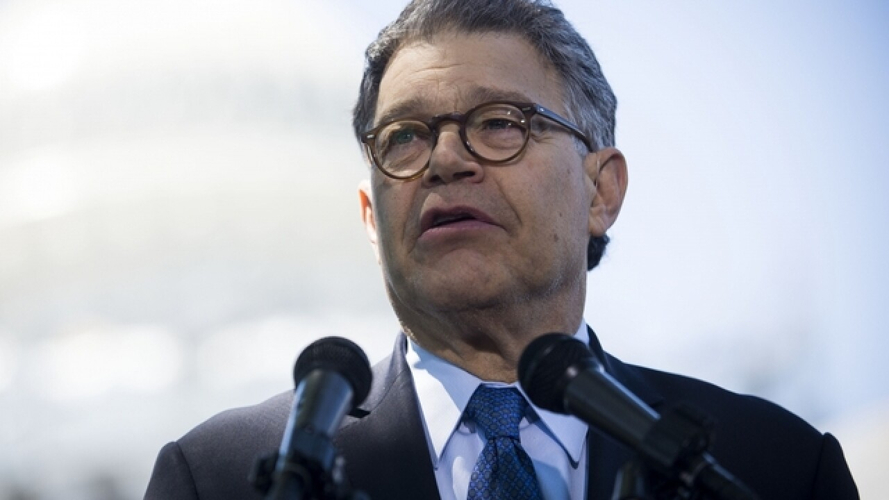 'Covfefe': Al Franken offers definition of Trump's viral typo