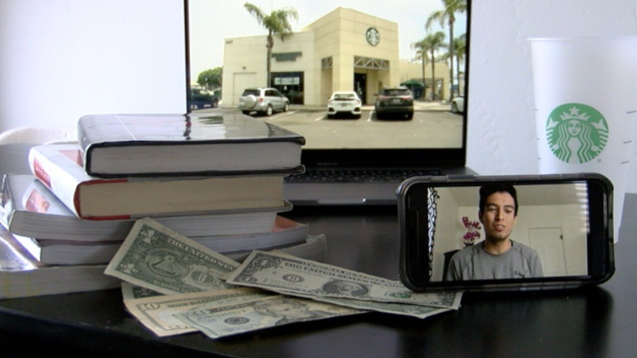 Woman wants half of $100K donated to Starbucks barista