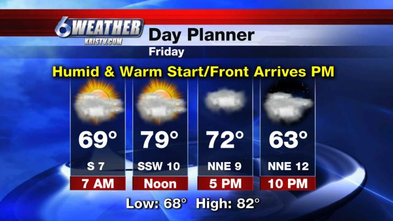 6WEATHER Day Planner for Friday 11-22-19.JPG