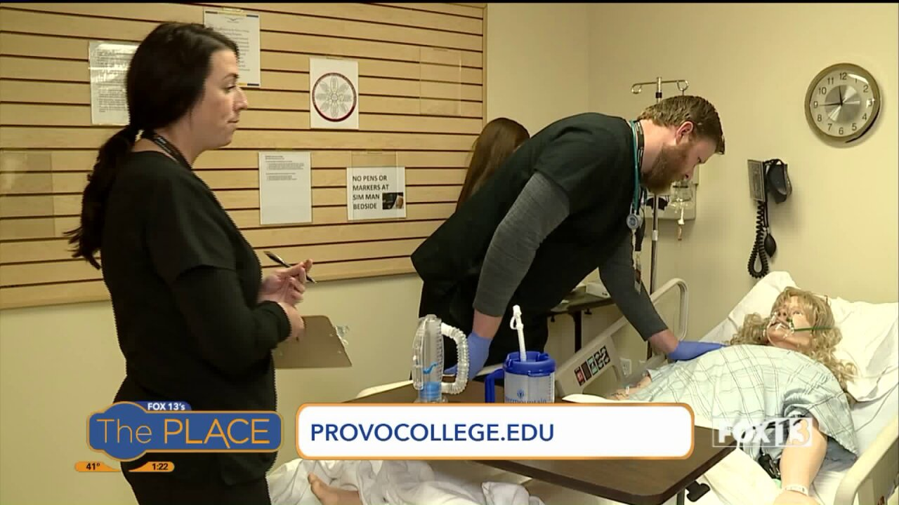 What talking mannequins are teaching Provo Collegestudents