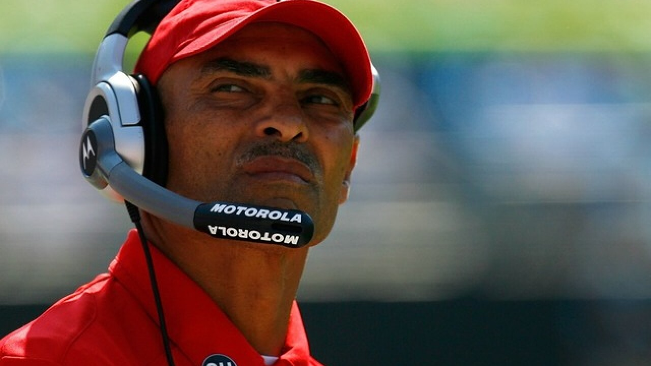 Reports Herm Edwards To Become Arizona State Head Football Coach