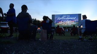 Baltimore non-profit hosts movie night fundraiser to help veterans