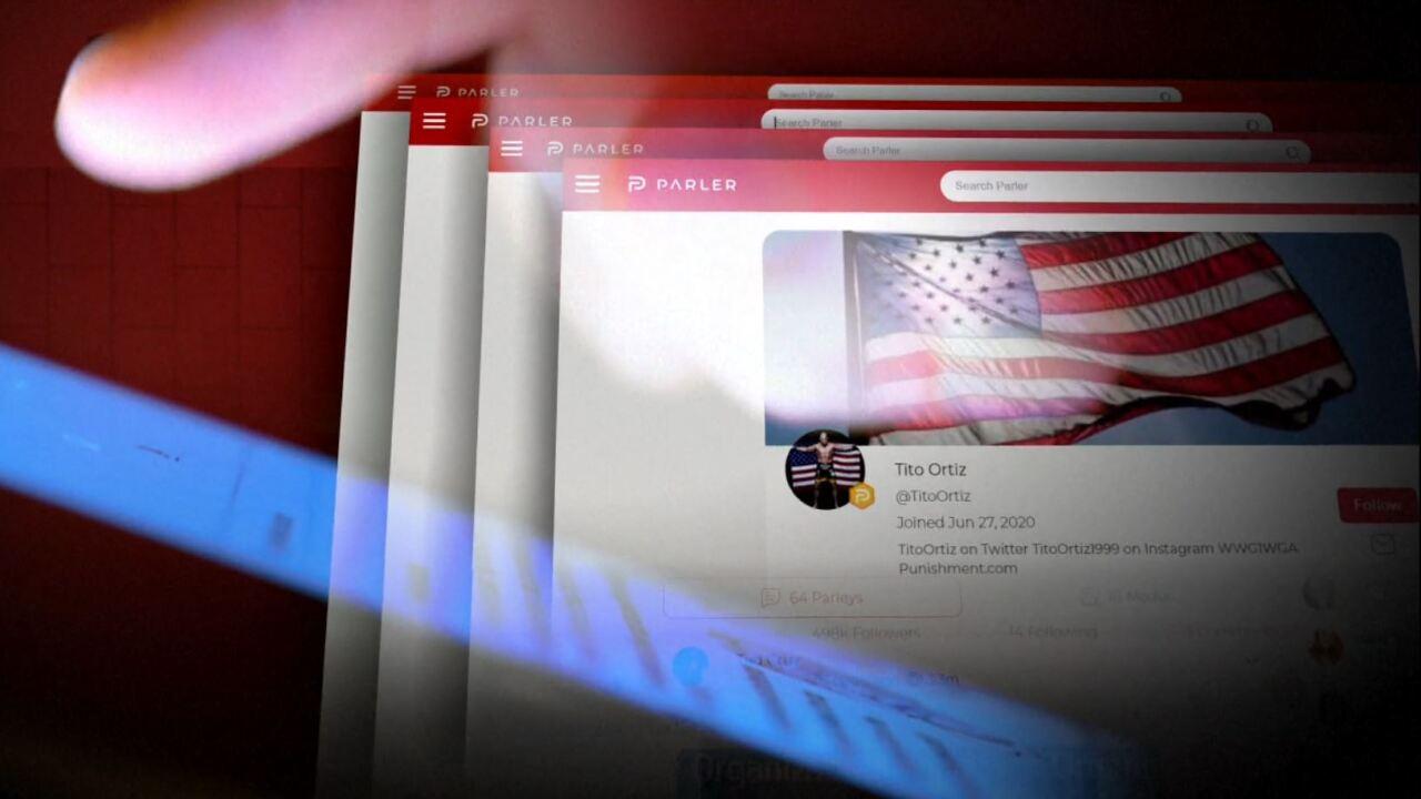 Parler is a popular conservative social media platform and based in Henderson, NV.