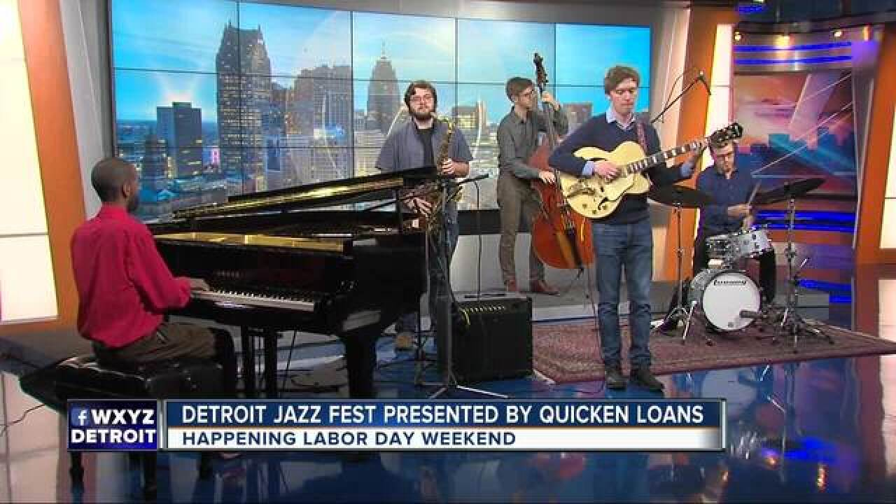 Detroit Jazz Festival 2020 Schedule 2018 Detroit Jazz Festival to run Aug. 31 through Sept. 3, 2018