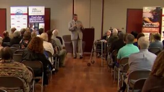Aging Issues Discussed At Gubernatorial Forum