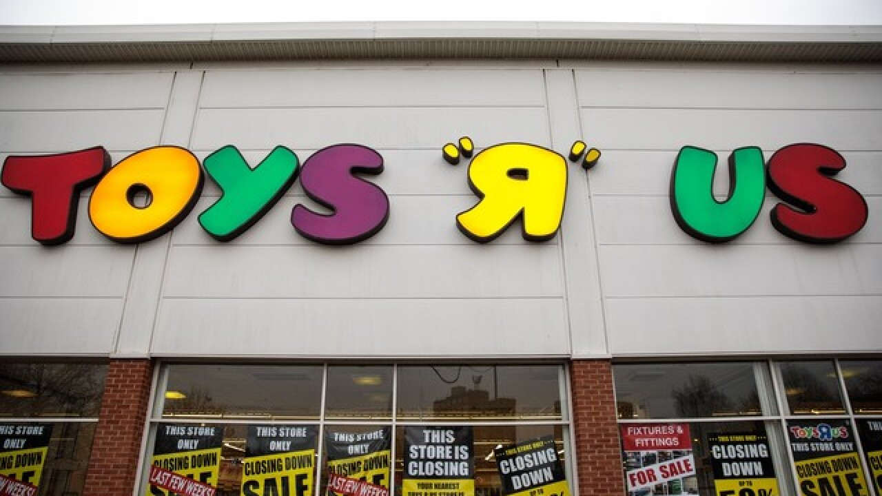 Could Toys R Us be making a comeback?