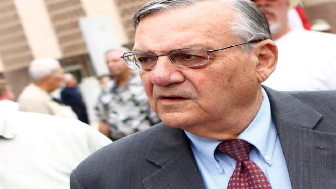 Arpaio's bid for leniency met with skepticism