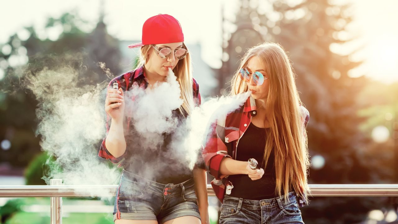 Montana will temporarily prohibit the sale of flavored e-cigarettes