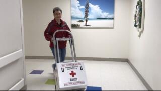 Red Cross in need of volunteerdrivers
