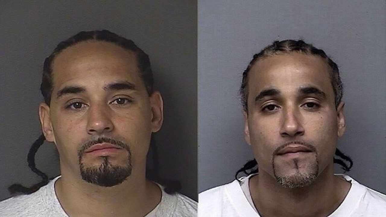 He spent 17 years in prison for a crime a lookalike may have done