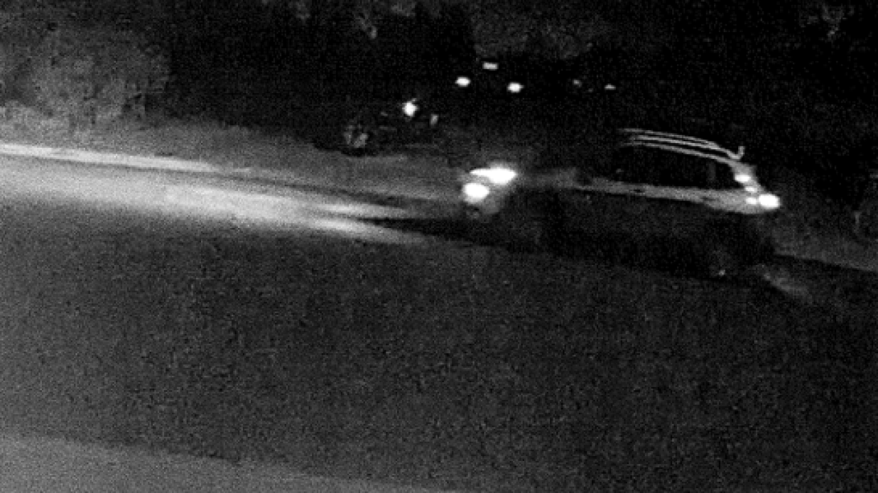 Surveillance of SUV of interest in Feb. murder