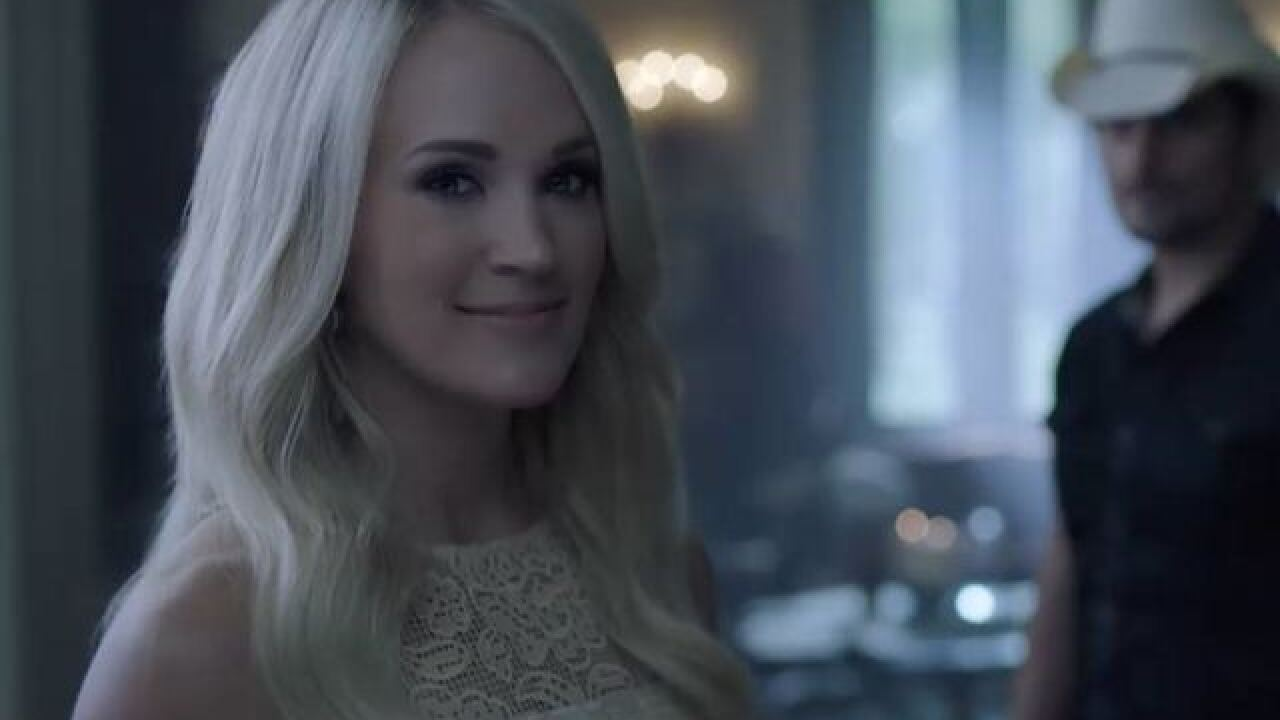 "New CMA Awards video on the heart of country music: ""It lives inside all of us"""