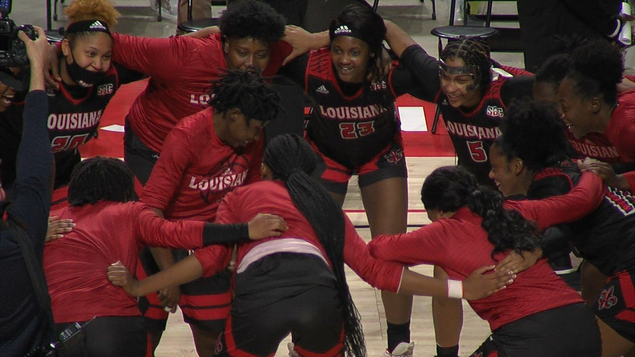 Louisiana women's basketball 2021