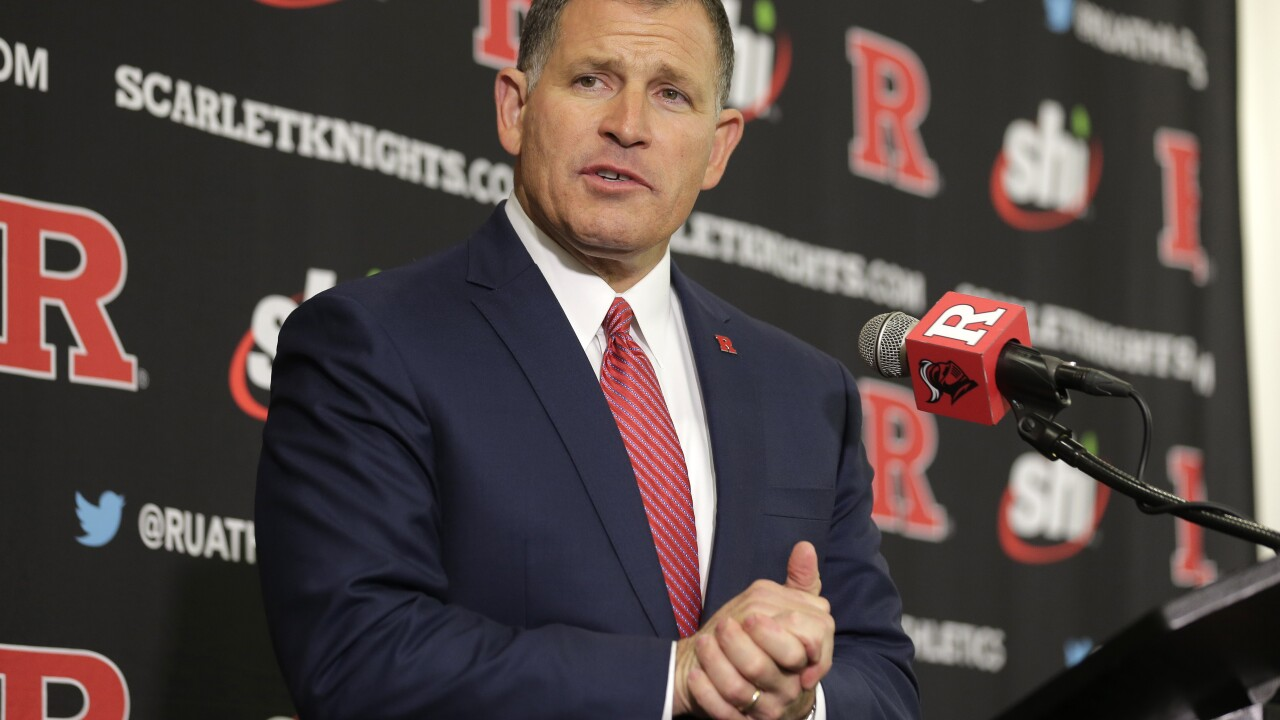 Rutgers copes with coronavirus affecting families of players