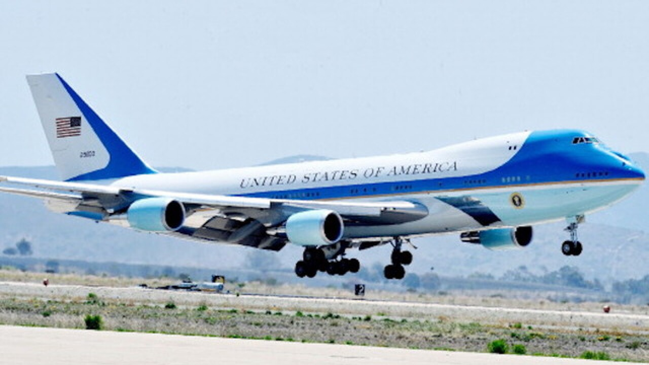 Trump on pace to surpass 8 years of Obama's travel spending in 1 year
