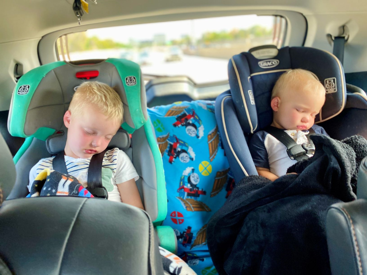 Brie and Baby Three: Traveling with littles