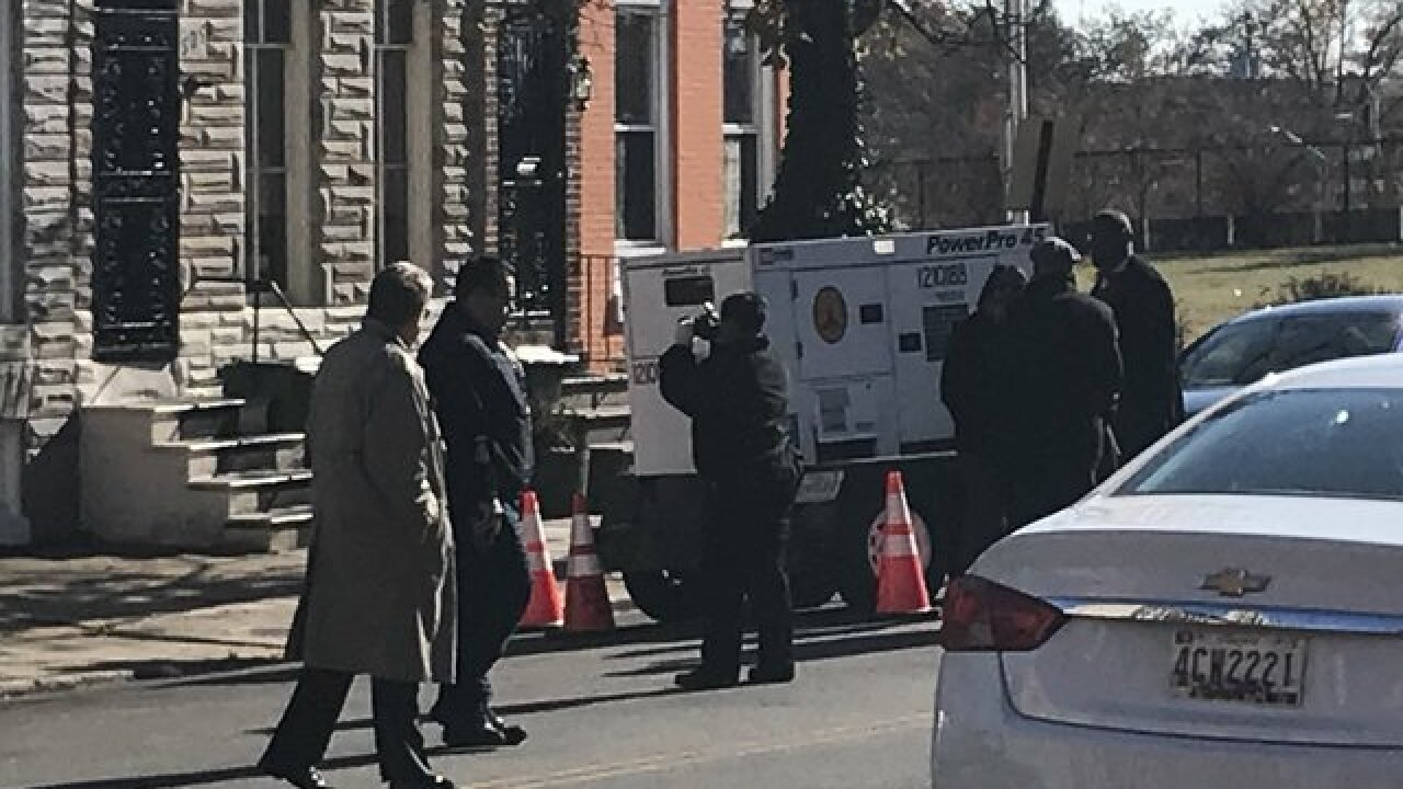 BPD to clear scene of Det. Suiter's shooting