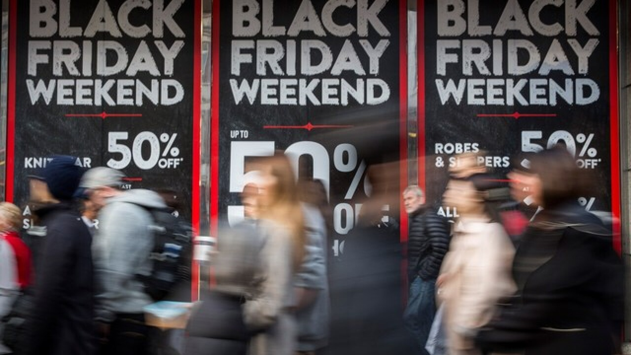 The earliest Black Friday ad ever has been released