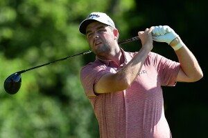 Marc Leishman's Texas tear continues as he breaks Tiger Woods' Byron Nelson tournamentrecord