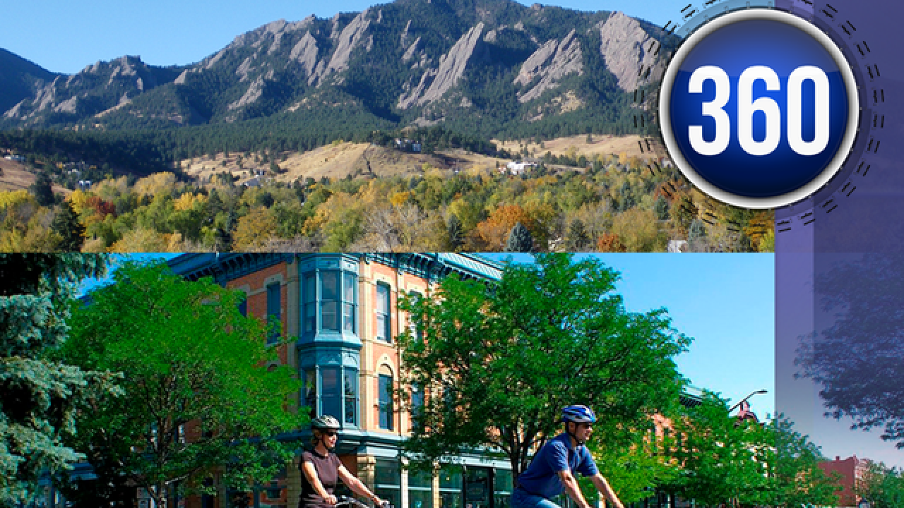 Which college town is better: Boulder or Fort Collins?