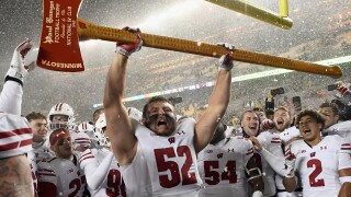 Badgers win Axe 2019