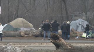 Kalamazoo County Homeless Encampments