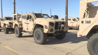 New JLTVs come to Fort Hood