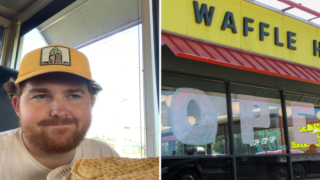 This Man Had To Spend The Night In A Waffle House For Coming In Last In His Fantasy Sports League