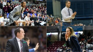 Big Sky Conference basketball coaches